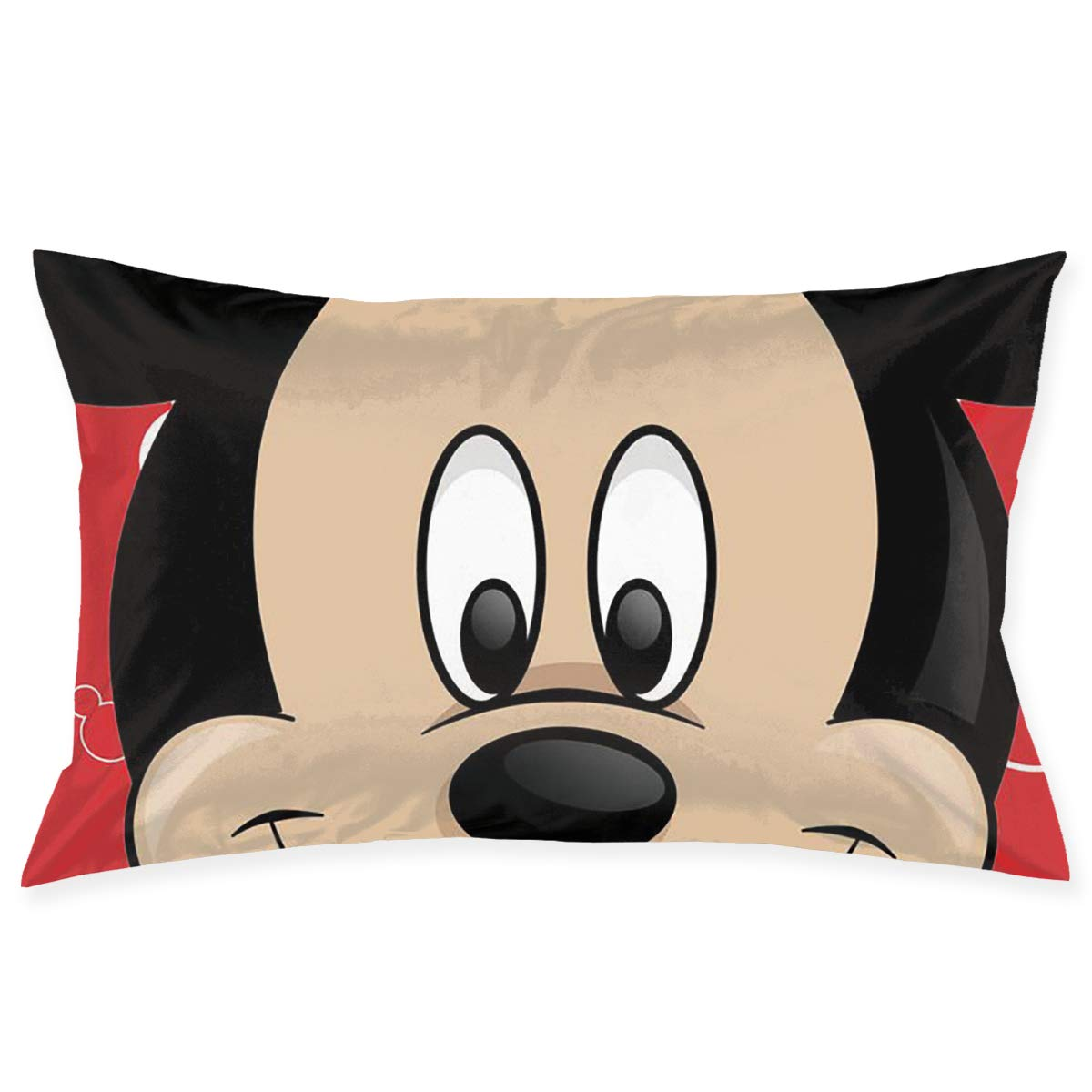 Amazon Com Pillow Cases Smile Mickey Throw Cushion Covers Body