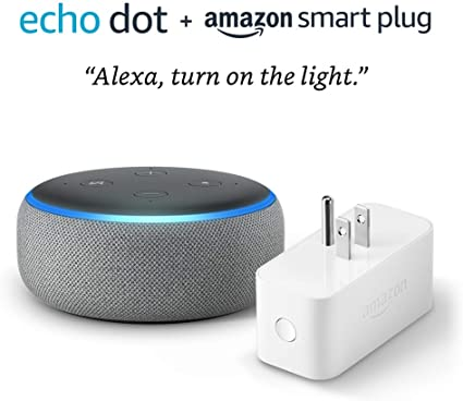 Amazon Echo Dot 3rd Generation w Alexa Voice Media Device
