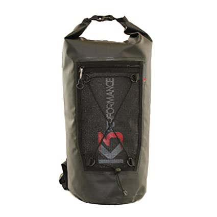 628d5917f7 Amazon.com   K3 Evolve Waterproof Dry Bag Backpack Black 20 Liter ...