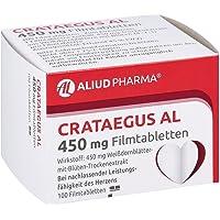 Crataegus AL 450 mg Filmtabletten, 100 St