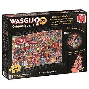Jumbo 619101 Puzzle I Turisti