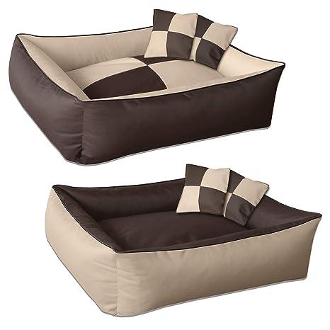 BedDog 2 en 1 colchón para Perro MAX Quattro XXXL Aprox. 150x110 cm, 8
