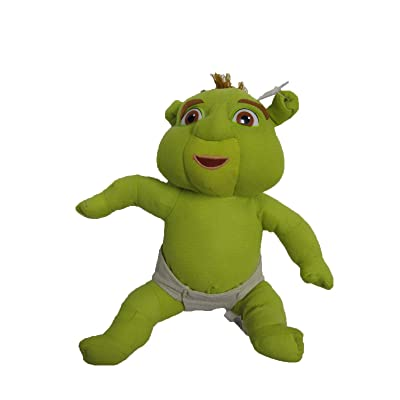 "8"" Shrek the Third Baby Plush: Toys & Games"
