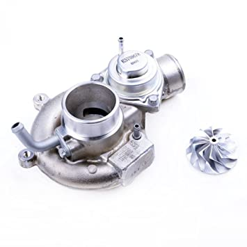 Turbo Compressor Upgrade Kit SAAB 9-3 w/ Billet 20T 11+0