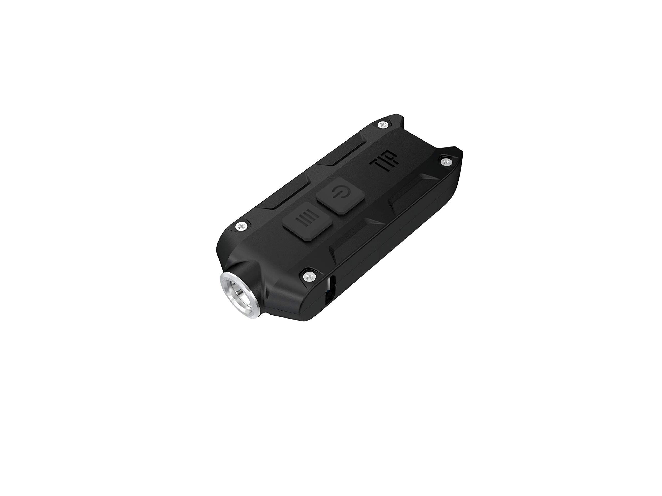 Linternas : Nitecore Tip 360 Lumens Light USB Recharg Negro