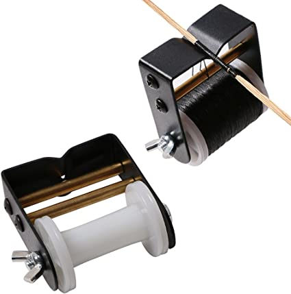 SHARROW Archery Bow String Serving Thread 110m with Bowstrings Server Jig Tool