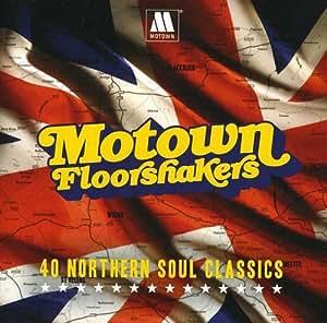 Motown Floorshakers -  Various Artists