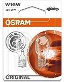 Osram O921-02B Lámpara Original W16W 12V 16W W2.1x9.5d