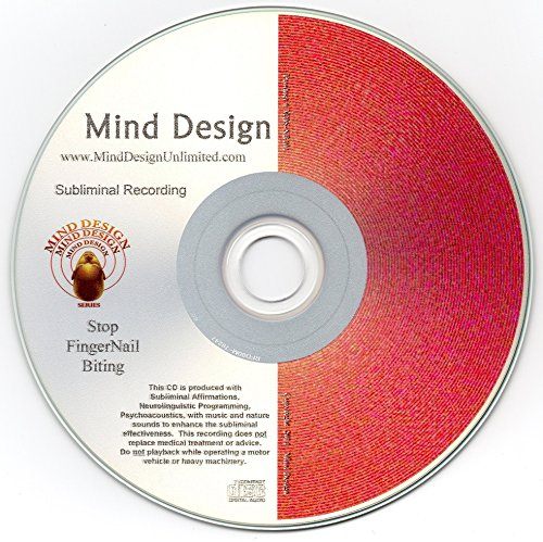 Stop Fingernail Biting Subliminal CD Break the Nailbiting Habit.
