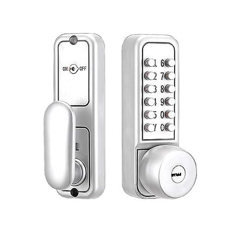 Amazon.com: SPOTACT - Llave de cerradura mecánica, doble uso ...