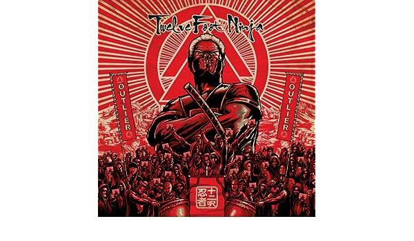 Outlier : Twelve Foot Ninja: Amazon.es: Música