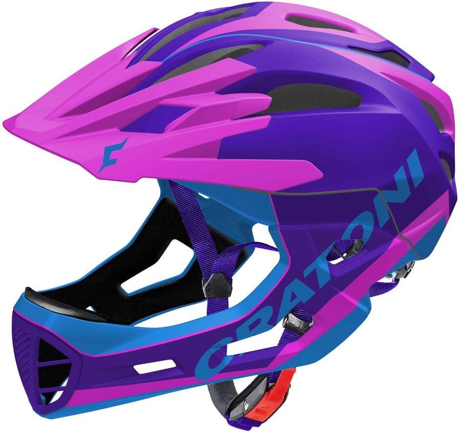 Limited Edition casco bici per downhill modello 2018 Cratoni C-Maniac