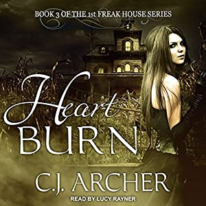 Heart Burn Audiobook