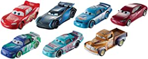 Disney Pixar Cars 3 Parker Brakeston Vehicle
