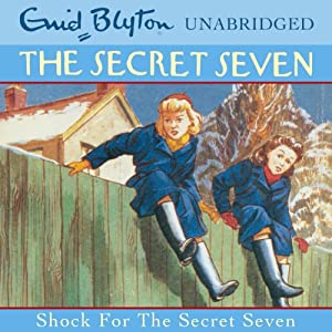 Shock for the Secret Seven Audiobook