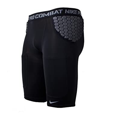 eb8527f0758 Nike Pro Combat Football Hip and Tail Compression Short (Mens) at ...
