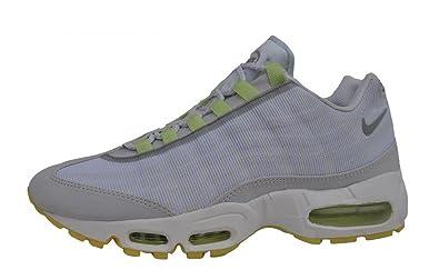 Nike Air Max 95 PRM Tape 599425 103 Blanc Chaussures de