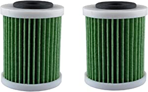 6P3-WS24A-00-00 Fuel Filter Element for Yamaha Outboard VZ/F 150-200-225-250-300-350 Replace 6P3-WS24A-01-00, 6P3-24563-00-00To 2006 & Up/Sierra 18-79809 Pack of 2 by Katofa