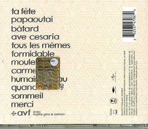 STROMAE CD TÉLÉCHARGER JAQUETTE