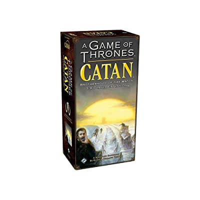 Fantasy Flight Games Catan: A Game of Thrones 5-6 Player: Toys & Games