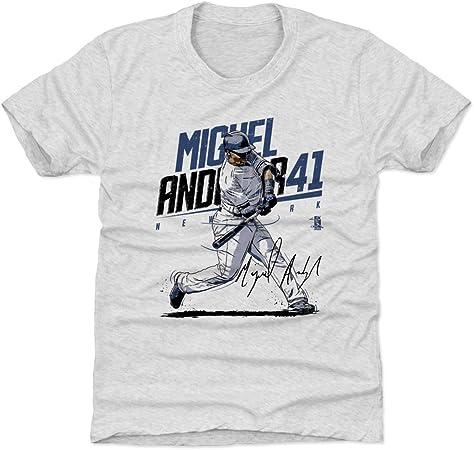 Camisa de béisbol para niños Miguel Andujar New York, 500 ...