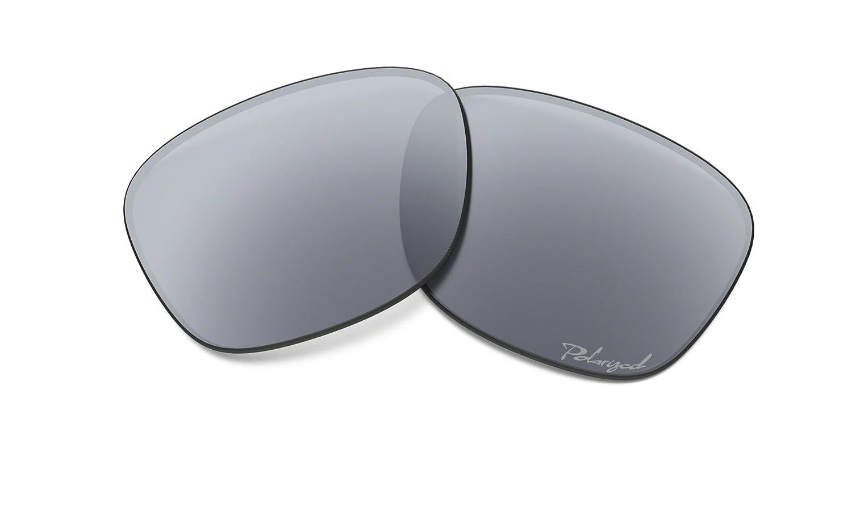 3c9d5100a2d Amazon.com  Oakley Forehand Grey Pol Rpl Lens Kit  Clothing
