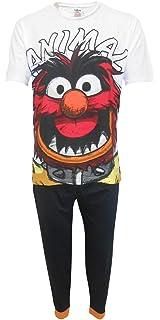 Mens Animal The Muppets Pyjamas  Amazon.co.uk  Clothing d2cdb7a2b