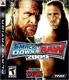 WWE Smackdown vs. Raw 2009 - PlayStation 3 Standard Edition