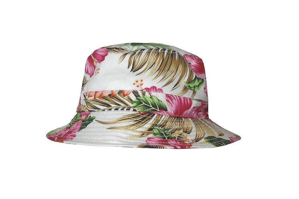 f54fcb713c8 Sebacap Womens Tropical Bucket Hat at Amazon Women s Clothing store