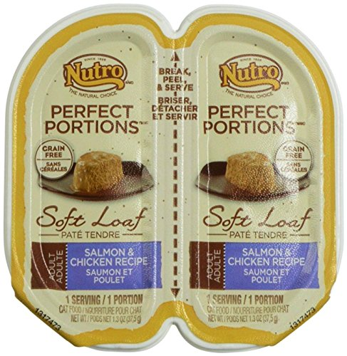 Nutro Perfect Portions - Salmon and Chicken - 2.65 Oz (Perfect Salmon)