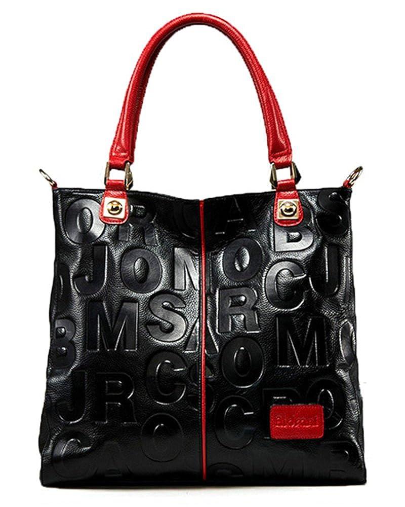 Womens/Real Leather Shoulder Bags Totes Top Handle Bags Satchel Ladies Handbag