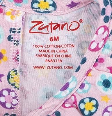Zutano Ruffle Sunshine Top