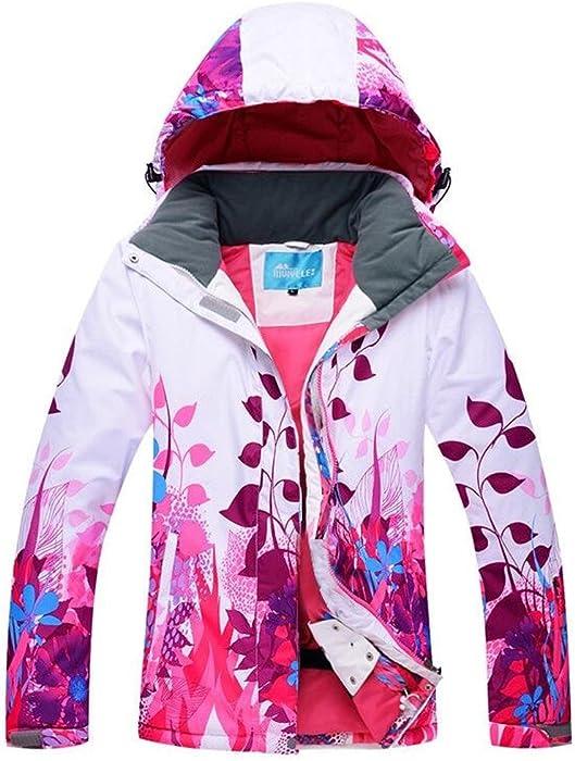 570d5094de HOTIAN Women Snow Ski Jacket Waterproof Warm Snow Jacket Outdoor Ski Suits