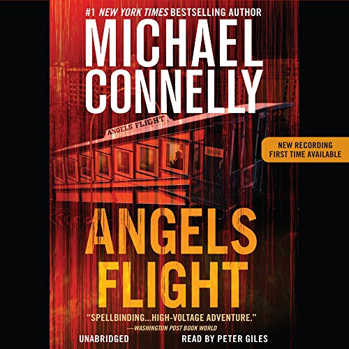 Bargain Audio Book - Angels Flight