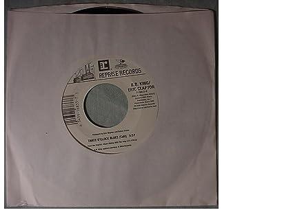 Amazon.com: Eric Clapton & BB King - Marry You / Three O ...