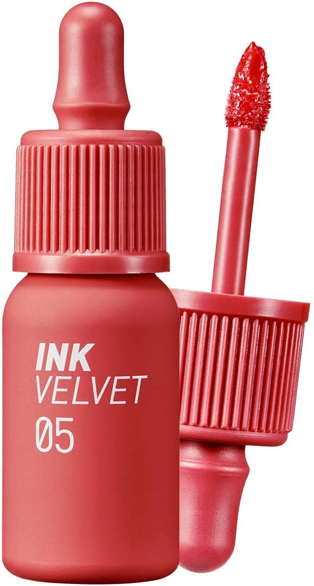 [2019 NEW] Peripera Ink The Velvet (#05 Coralficial): Amazon.es