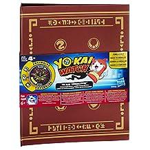 YOKAI WATCH Season 1 Collector Book with 1 Medal