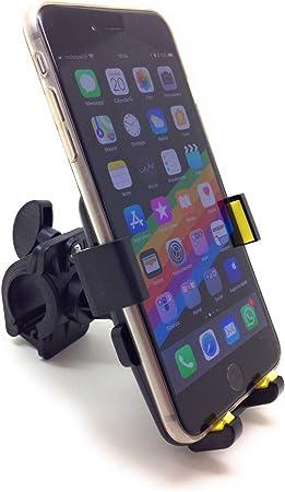 Ducomi Porta Móvil Bicicleta - Soporte Universal Teléfono Rotación ...
