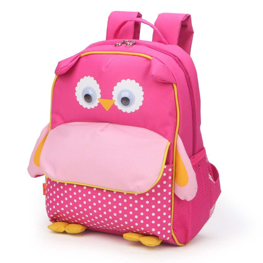 Yodo Little Kids School Bag Pre-K Toddler Backpack - Name Tag and Chest  Strap 189dc0bd5c18c