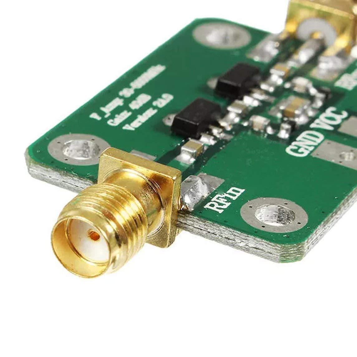 YXTFN 30-4000Mhz 40Db Gain Rf Broadband Amplifier Module for Fm Hf VHF/Uhf 50Ω UBS by Magicalworld (Image #5)
