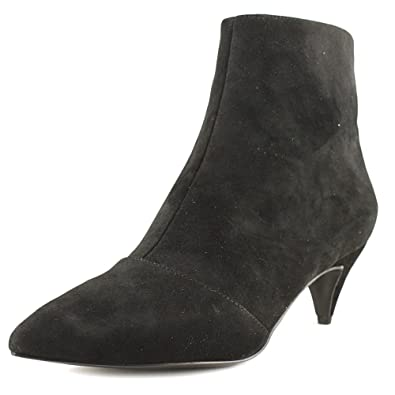 Nine West Women's Clareece Black Suede Boot ...