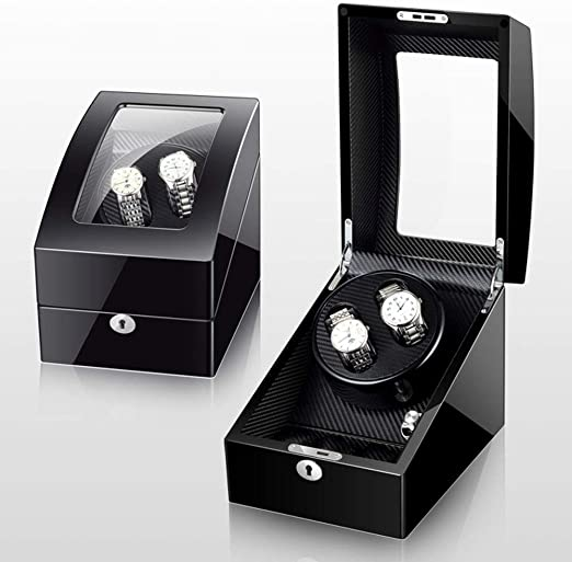 K-Y Caja Relojes Automaticos Reloj Automático Winder Box Luxury De ...