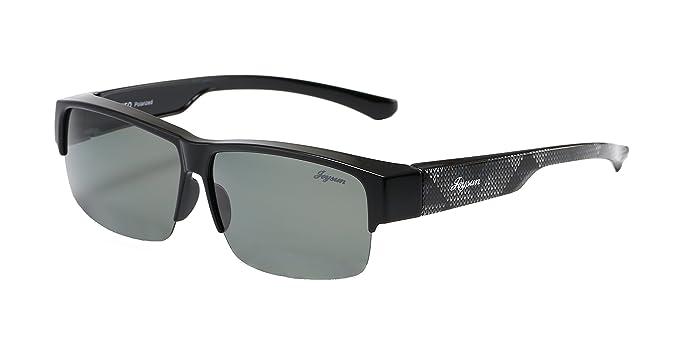 Joysun polarisierte LensCovers Sonnenbrille Unisex tragen über Korrekturbrille 9010 nQyC33S