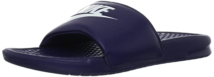 Nike Benassi JDI, Men's Beach & Pool Flip Flops: Amazon.co.uk: Shoes & Bags
