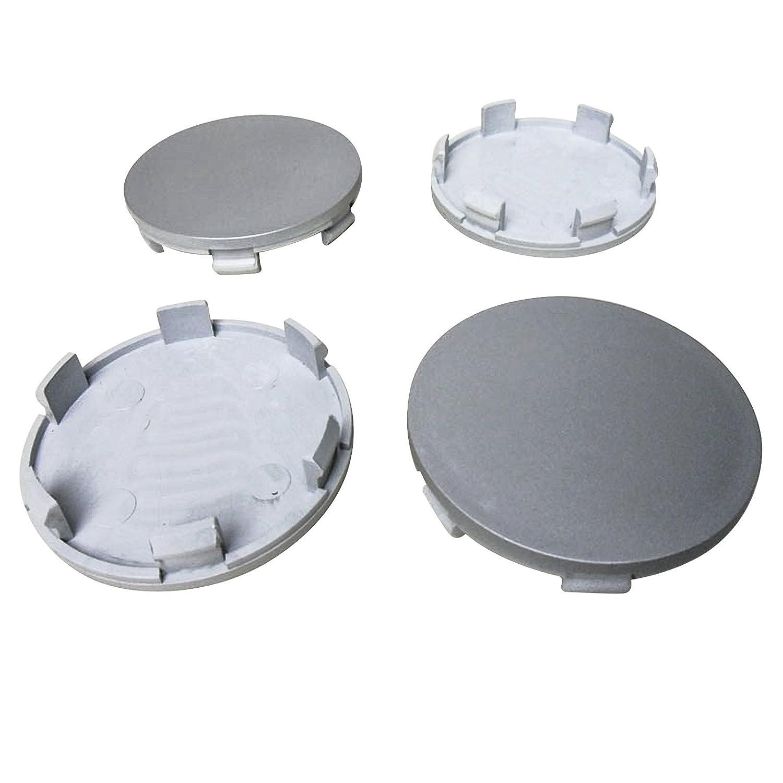 4x Nabenkappen 63 mm / 58, 5 mm Nabendeckel fü r Universal MYBA-S