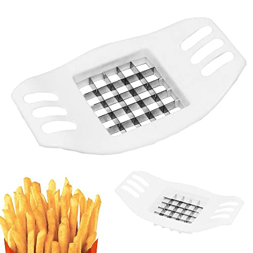 Stella FRENCH FRY POTATO CHIP CUT CUTTER VEGETABLE FRUIT SLICER CHOPPER CHIPPER DICER (Assorted Colours)