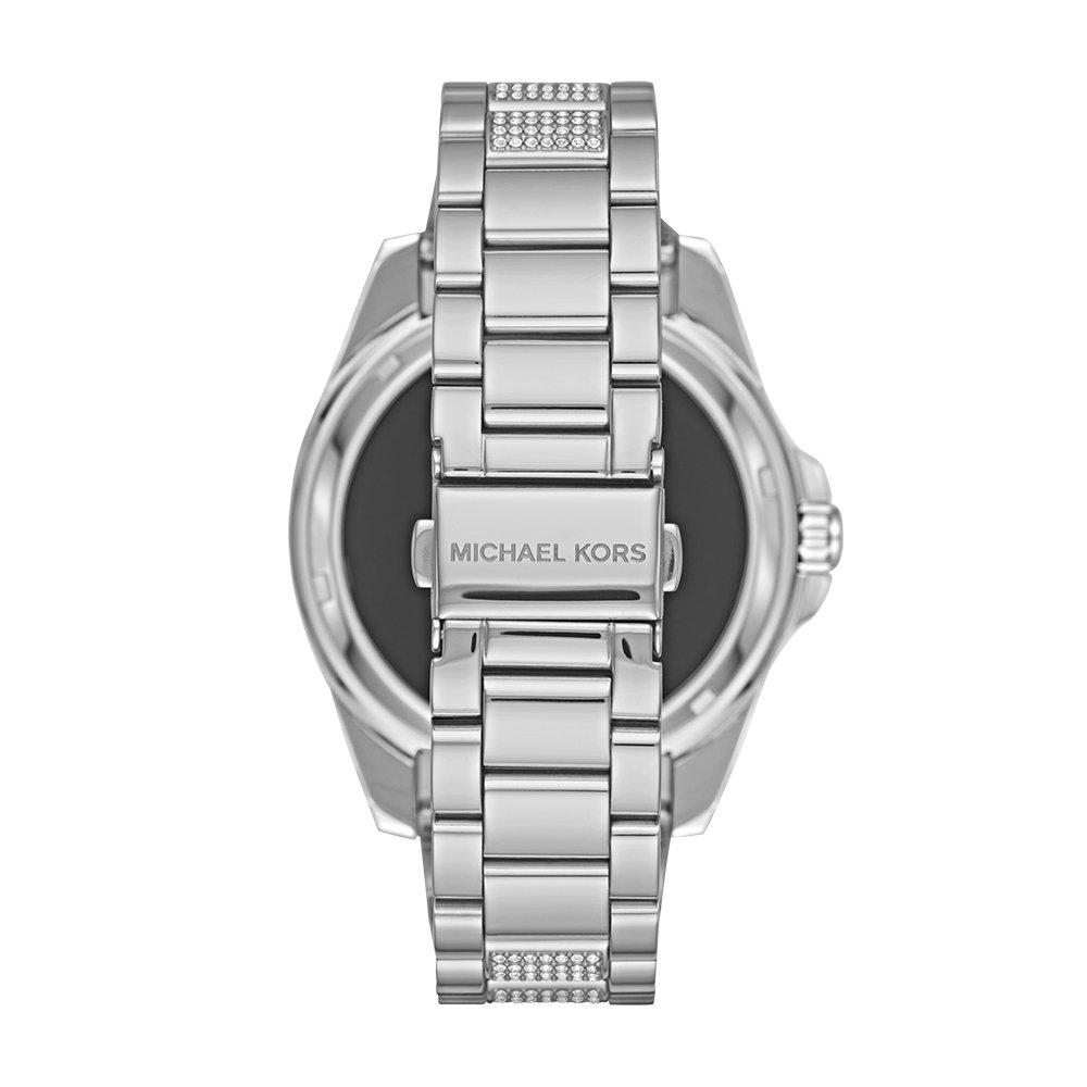 Michael Kors Reloj para Mujer de con Correa en Acero Inoxidable MKT5000: Amazon.es: Relojes