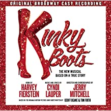 Kinky Boots - The New Musical based on a true story