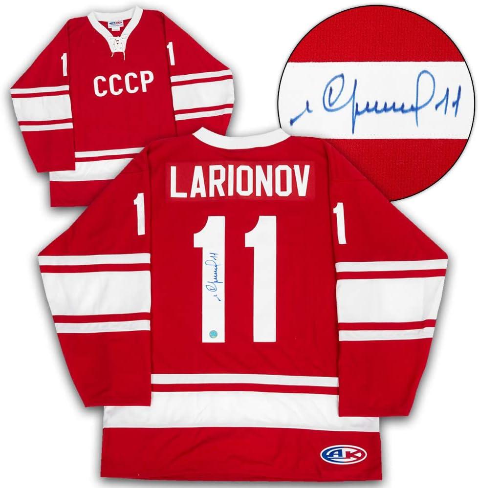 Igor Larionov Soviet Union Russia