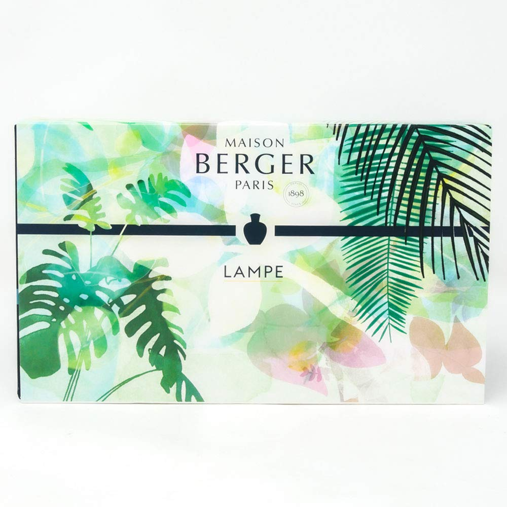 Lampe Berger Model Immersion | Green | Home Fragrance Diffuser | Purifying and Perfuming | 6.3x8.5x5 inches | Made in France by MAISON BERGER (Image #6)
